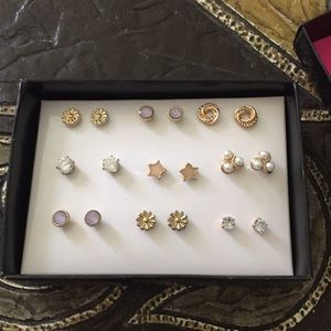 Avon Earrings-9 pairs